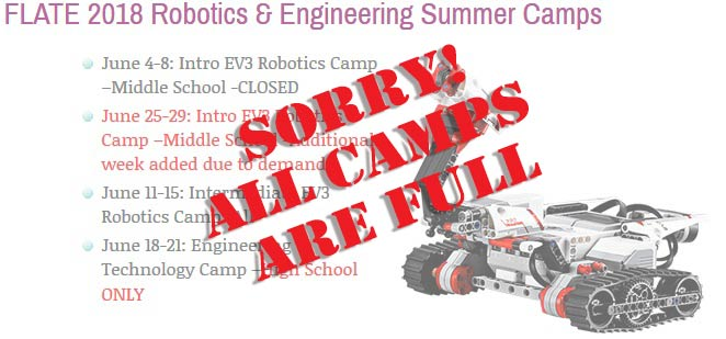 Summer Camps Florida Advanced Technological Education Center Flate